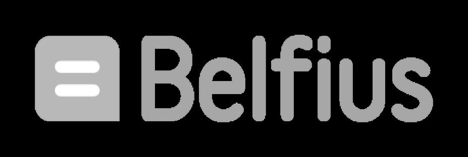 Logo du partenaire Belfius